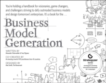 Image for Business model generation  : a handbook for visionaries, game changers, and challengers