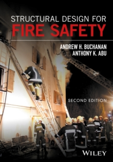 Image for Structural design for fire safety