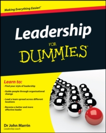 Image for Leadership for dummies