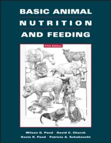 Image for Basic Animal Nutrition and Feeding