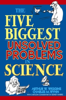 Image for The five biggest unsolved problems in science