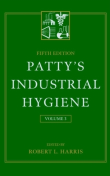 Image for Patty's industrial hygieneVol. 3