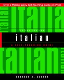 Image for Italian  : a self-teaching guide