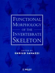 Image for Functional morphology of the invertebrate skeleton