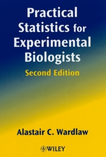 Image for Practical statistics for experimental biologists