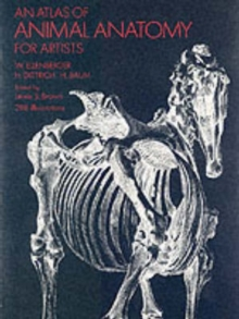 Image for An atlas of animal anatomy for artists