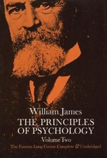 Principles of Psychology, Vol. 2