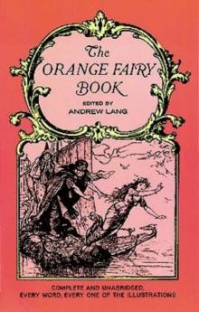Image for The orange fairy book