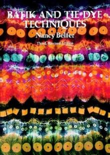 Image for Batik and Tie Dye Techniques