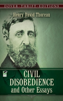 Image for Civil Disobedience and Other Essays