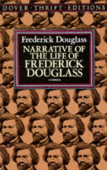 Image for Narrative of the Life of Frederick Douglass, an American Slave : Written by Himself