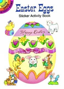 Image for Easter Eggs Sticker Activity Book