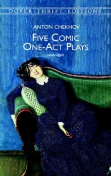 Image for Five Comic One-Act Plays