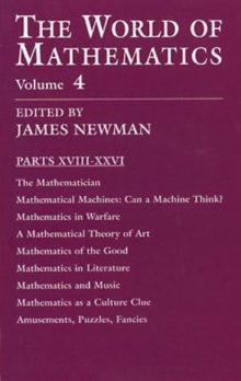 Image for The World of Mathematics, Vol. 4