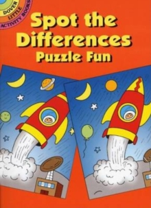 Image for Spot the Differences Puzzle Fun