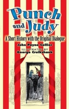 Image for Punch and Judy : A Short History with the Original Dialogue