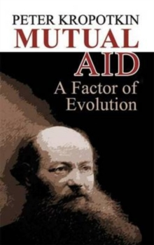 Image for Mutual Aid : A Factor of Evolution