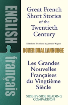 Image for Great French short stories of the twentieth century  : a dual-language book