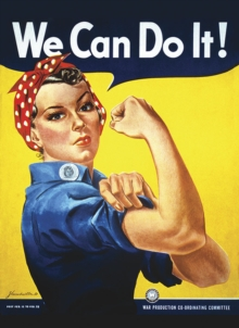 Image for Rosie the Riveter We Can Do It! Notebook