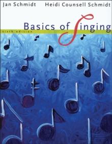 Image for Basics of singing