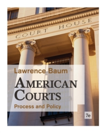 Image for American Courts : Process and Policy