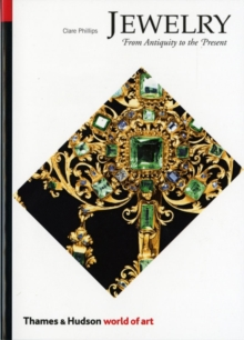 Image for Jewelry  : from antiquity to the present