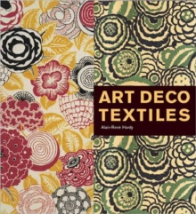 Image for Art deco textiles  : the French designers