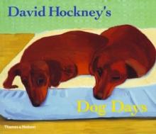 Image for David Hockney's dog days