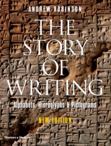 Image for The story of writing