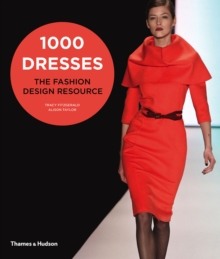 Image for 1000 dresses  : the fashion design resource