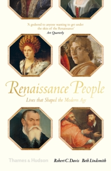 Image for Renaissance people  : lives that shaped the modern world