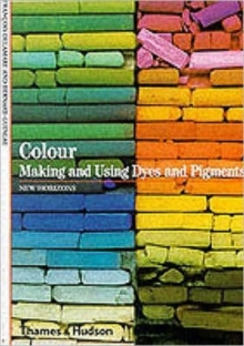 Colour  : making and using dyes and pigments - Delamare, Francois