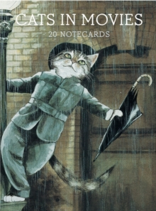 Image for Cats in Movies: Notecards