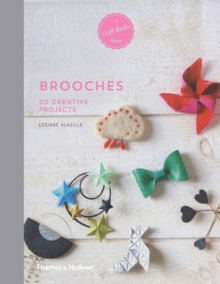 Image for Brooches  : 20 creative projects