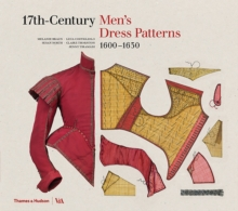 17th-century men's dress patterns 1600-1630 - Braun, Melanie