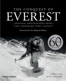 Image for The conquest of Everest  : original photographs from the legendary first ascent