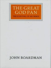 Image for The great god Pan  : the survival of an image