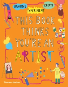 Image for This Book Thinks You're an Artist