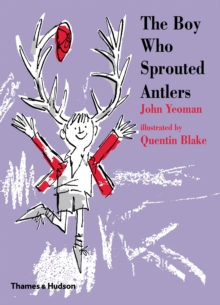 Image for The boy who sprouted antlers