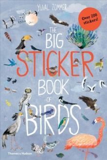 Image for The big sticker book of birds