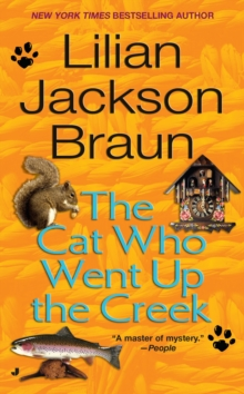 Image for The Cat Who Went up the Creek (Om)