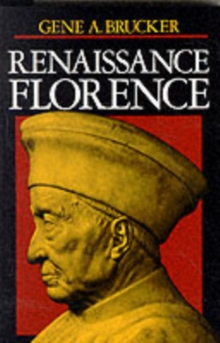 Image for Renaissance Florence, Updated edition