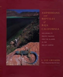 Image for Amphibians and reptiles of Baja California, its Pacific islands, and the islands in the Sea of Cortâes
