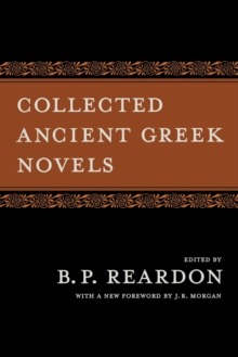 Image for Collected Ancient Greek novels