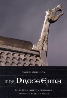 Image for The Prose Edda : Tales from Norse Mythology