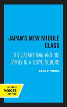 Image for Japan's new middle class