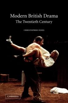 Image for Modern British Drama  : the twentieth century