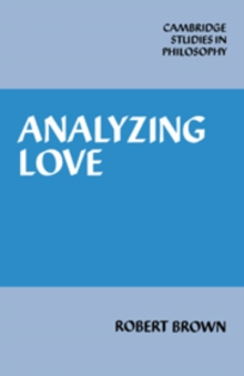 Analyzing Love