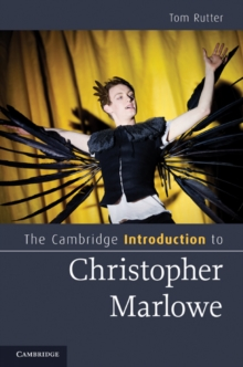 Image for The Cambridge introduction to Christopher Marlowe