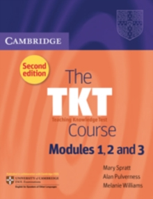 Image for The TKT course modules 1, 2 and 3